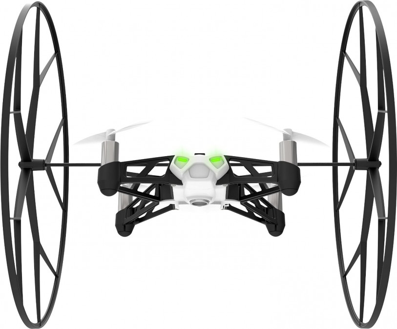 parrot drone rolling spider
